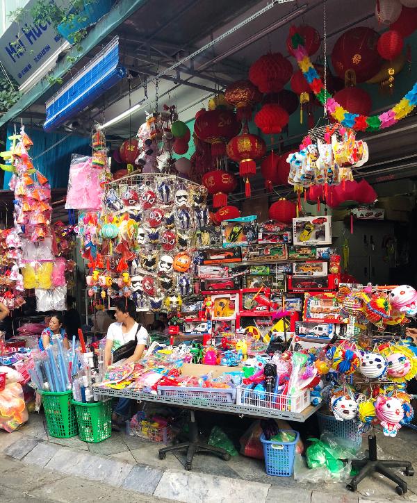 Mid Autumn Festival Hanoi