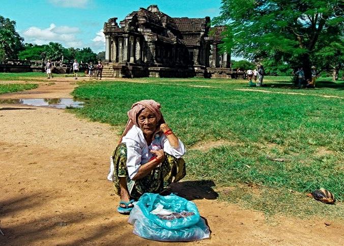 interactive city tour in Phnom Penh