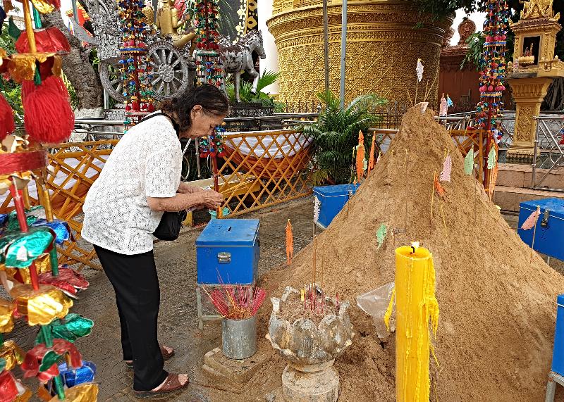 Pchum Ben Festival Urban Tales
