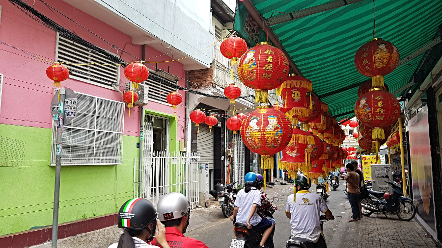 Moon Festival Urban Tales Cholon